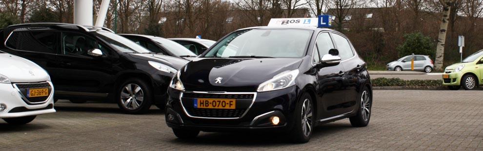 Rijbewijs B halen bij autorijschool Johan Bos! Nijmegen|Cuijk|Boxmeer
